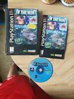 In the Hunt (Sony PlayStation 1, 1995) LONG BOX. COMPLETE. CIB. Rare.