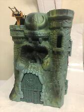 Castle Grayskull  He-Man Mattel Masters of the Universe MOTU 1981 (Not Complete)