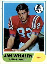 1968 Topps 20 Jim Whalen EX #D390026