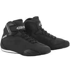 Alpinestars Motorcycle Boots UK 9 - Black