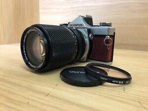 Rare Lizard : Exc+5 Olympus OM-2 w/ Zuiko Auto Zoom 35-105mm Lens From Japan