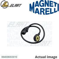 KNOCK SENSOR FOR FIAT LANCIA MAREA 185 182 B7 000 185 A8 000 MAGNETI MARELLI