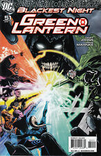 GREEN LANTERN 51...NM-...2010...Geoff Johns,Doug Mahnke!...Bargain!