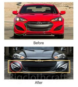 New OEM Fog Light Lamp(with DRL) & Cover RH for Hyundai Genesis Coupe 2013