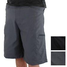 Wrangler Outdoor Men's Cargo Shorts 7 Pocket Hiking Fishing Lightweight Nylon