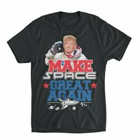 Donald Trump t-shirt, Make Space Great Again Trump shirt, Space Force tee