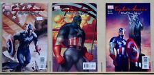 Captain America: What Price Glory (Marvel-2003) #2-4, Jones/Rude/Royer