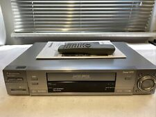 PANASONIC NV-HS960 Professional TBC SVHS-Videorecorder + FB + BDA, 2J GARANTIE