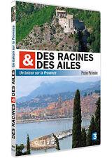 30122//DES RACINES ET DES AILES UN BALCON SUR LA PROVENCE DVD NEUF  SANS BLISTER