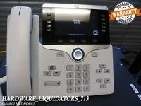 Cisco CP-8841-W-K9 IP Phone 8841, WHITE cp8841 (WARRANTY / FAST SHIPPING)***