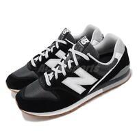 New Balance CM996 996 Black White Grey Gum Men Women Unisex Shoes CM996SMB D