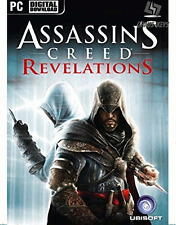 Assassin's Creed Revelations Uplay Pc Key Game Download Code