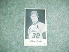 1960s St Louis Cardinals Steve Carlton Baseball Team Issue