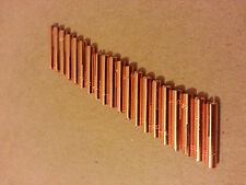 "13N24 tig welding collets pack of 20pcs (1/8"" - 3.2mm)"