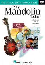 Play Mandolin Today Dvd The Ultimate Self-Teaching Method Dvd New 000320909