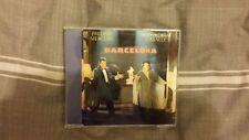 FREDDIE MERCURY CABALLE BARCELONA CD SINGLE 4 TRACKS