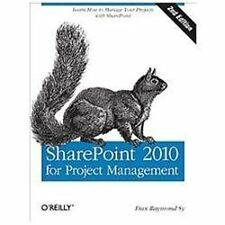 SharePoint 2010 for Project Management by Dux Raymond Sy (2012, Paperback)