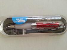 Uni Alpha Gel Shaker Mechanical Pencil  Chrome 0.5mm (red)