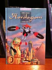 HOROLOGIOM T1 , LEBEAULT, EO ou Première réédition 1994 avec XL signé