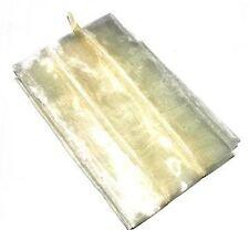 3 Shade Ivory Organza Fairy Light Curtain Battery LED's