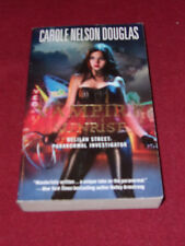 Vampire Sunrise by Carole Nelson Douglas (2009, Paperback) SIGNED first print