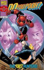 DO YOU POOH X-FORCE #2 PARODY JESSE JAMES COMICS EXCLUSIVE COMIC BOOK MARAT