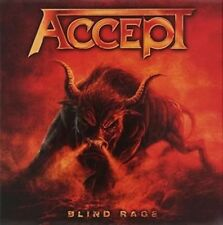 Blind Rage by Accept (CD, Aug-2014)