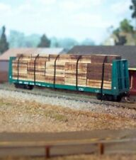 Osborn Models N Gauge * Flat Car Lumber Load * New Kit * Item Rra3070