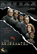 EXONERATED DVD MOVIE *NEW* AUS EXPRESS DANNY GLOVER BRAIN DENNEHY SUSAN SARANDON