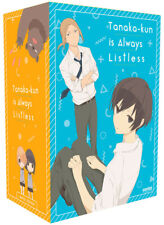 (Blu-ray) TANAKA-KUN IS ALWAYS LISTLESS Premium Box Set BD/DVD
