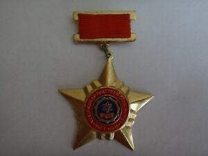 """Vietnam Vc Médaille """" pour Les Development De Industries """""""