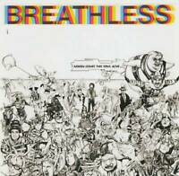 BREATHLESS - NOBODY LEAVES THIS SONG ALIVE (1980/1992) AoR CD Jewel Case+GIFT