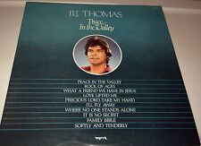 B.J.THOMAS...PEACE IN THE VALLEY Classic Vinyl Gospel Record Album LP 22T