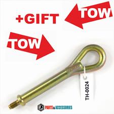 Tow hook ring towing lug racing eye loop Citroen Xantia /  Xsara  +GIFT