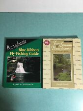 Pennsylvania Blue-Ribbon fly-fishing Guide And Trout Streams Of Pennsylvania