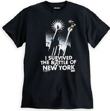The Avengers Marvel Battle Of New York Super Hero T-Shirt Size XL $30