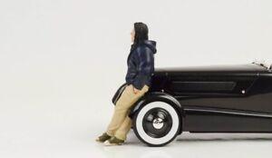 Cool Chris Figurine Figure Street Racing Crew 1:18 American Diorama III No Car
