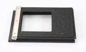 Zeiss Film Pack Adapter 728/3 Für 6.5X9CM Ideal, No Dunkel Slide / 195155