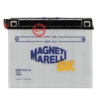 BATTERIA MAGNETI MARELLI YB16AL-A2 16Ah 12V DUCATI MONSTER 400 - 900 1997 1998