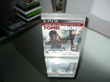 Tomb Raider - Game of the Year Edition Sony PlayStation 3 New Sealed Ps3