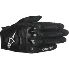 Alpinestars Smx1 Air Motorcycle Gloves Black Super Fit U Agility S