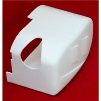Fiamma F55 Pro Right End Cap, white (03138-01)