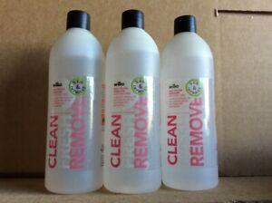 12 x Nail Varnish Remover 250ml Polish Acetone Free Pro Vitamin B5 Salon Joblot