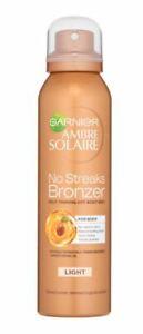 Garnier Ambre Solaire Light Bronze No Streaks Body Mist 150ml