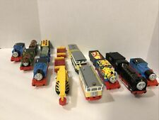 Multiple Trackmaster Thomas and Friends Trains
