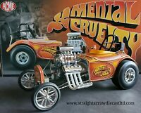 ACME Mental Cruelty 1969 Altered Bantam 1:18 Scale Diecast Model Retro NHRA Car
