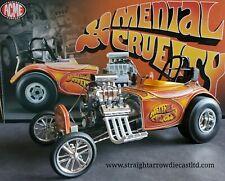 ACME Mental Cruelty 1969 Altered Bantam 1:18 Scale Diecast Model Retro NHRA Car