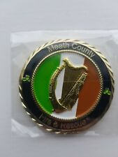 Meath County Fire And Rescue Challenge Coin