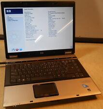 HP Compaq 6730b Intel Core 2 Duo P8600 @ 2.40GHz 4GB RAM Laptop COMPUTER, No HDD