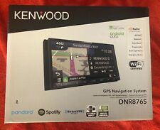 KENWOOD DNR876S CAR STEREO